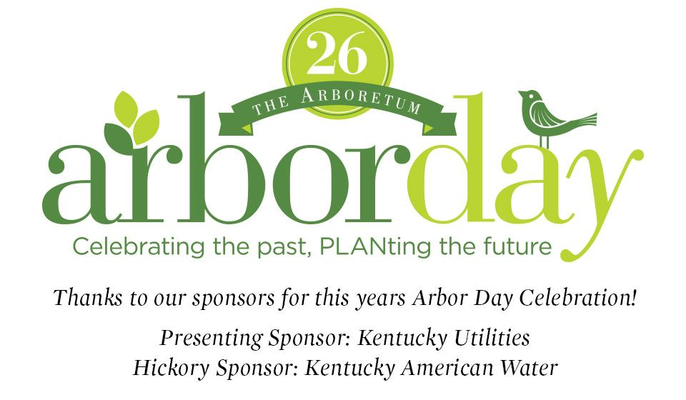 Arbor Day Sponsors