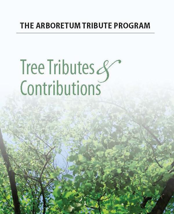 Tree Tribute Program