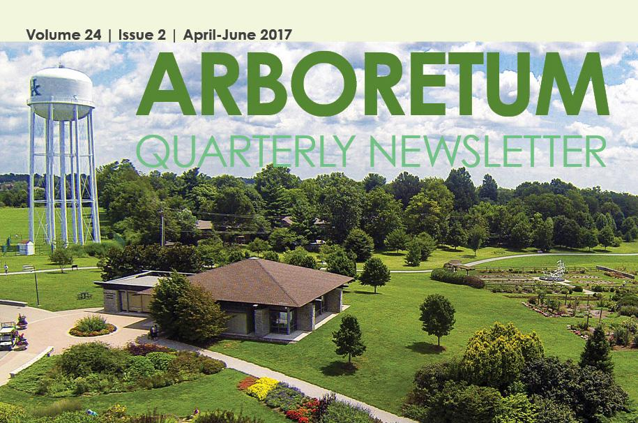 Spring Newsletter Cover
