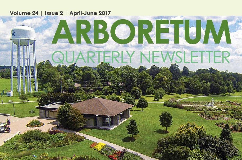 Spring Newsletter Cover